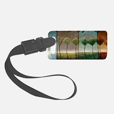 Seasons Row Luggage Tag