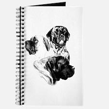 Charcoal 25 Journal