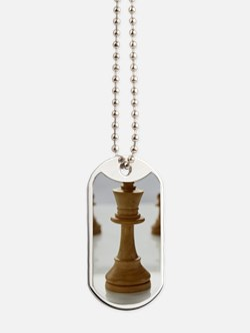 chess Dog Tags