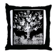 guitartreejournal1 Throw Pillow