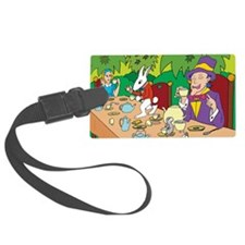 teaparty Luggage Tag