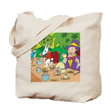 teaparty Tote Bag