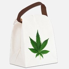 marijuanl Canvas Lunch Bag