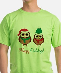 HappyOwlidays T-Shirt