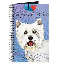 westie-iPad Journal