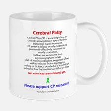 CP Facts Mug