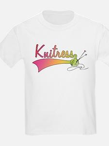 Knitress Kids T-Shirt
