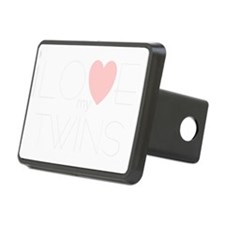 I love my twins Hitch Cover