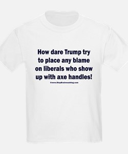 Libs with axe handles T-Shirt