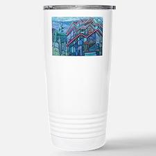 House that Chirp Built Travel Mug