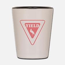 yieldlpk Shot Glass