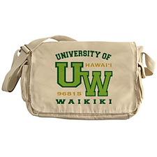 UWaikiki-10x10shirt Messenger Bag