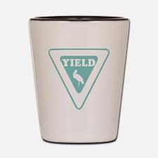 yieldwt Shot Glass