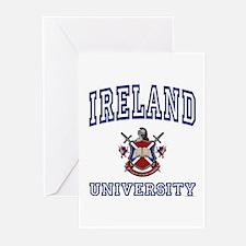 IRELAND University Greeting Cards (Pk of 10)