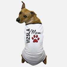 D Vizsla Mom 2 Dog T-Shirt
