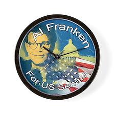 Unique Senator Wall Clock