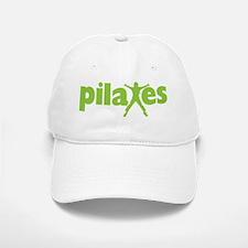 pilates jumper green copy Baseball Baseball Cap