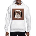 Agility English Cocker Hooded Sweatshirt