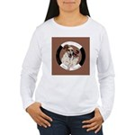 Agility English Cocker Women's Long Sleeve T-Shirt