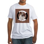 Agility English Cocker Fitted T-Shirt