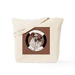 Agility English Cocker Tote Bag