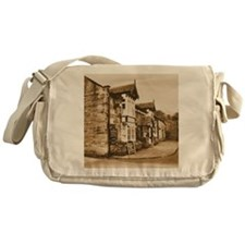 The Pub | Newspaper Messenger Bag