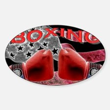 boxing Decal