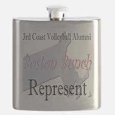 Boston Bunch Flask