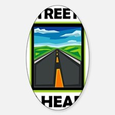Streets Ahead Decal