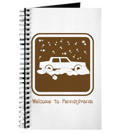 Welcome to Pennsylvania!!! Journal