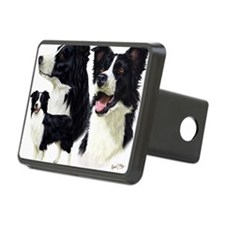 Bor Collie blanket Hitch Cover