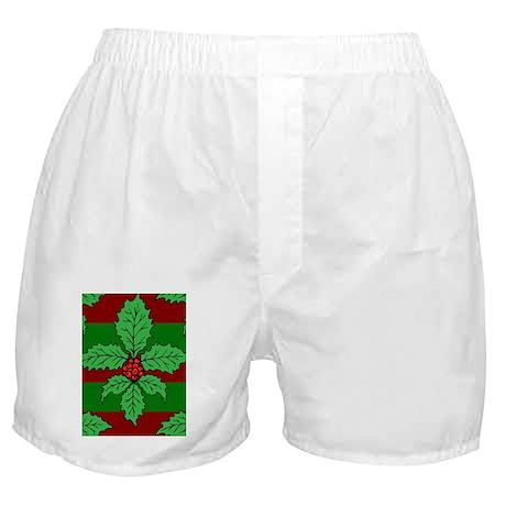 FleurHollyLfPst443iph Boxer Shorts