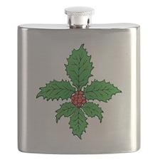 FleurHollyLeafTRs Flask