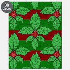 FleurHollyLfStpP5x8jr Puzzle
