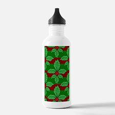 FleurHollyLfStpP5x8jr Water Bottle