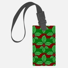 FleurHollyLfStpP5x8jr Luggage Tag
