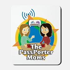 passporter-moms-logo-big Mousepad
