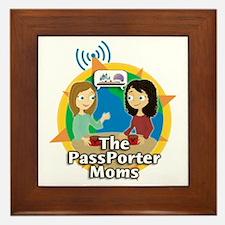 passporter-moms-logo-big Framed Tile