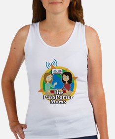 passporter-moms-logo-big Women's Tank Top