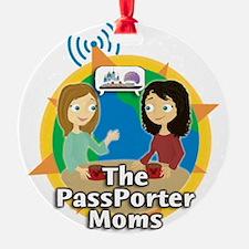 passporter-moms-logo-big Ornament