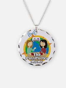 passporter-moms-logo-big Necklace