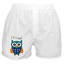 hoot Boxer Shorts