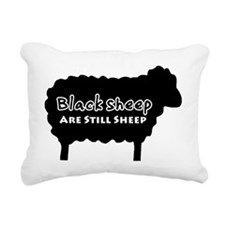 black sheep2 Rectangular Canvas Pillow