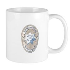 SDPD May Commemorative badge mug