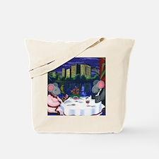 Mice Be my Valentine Tote Bag
