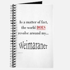 Weimaraner World Journal