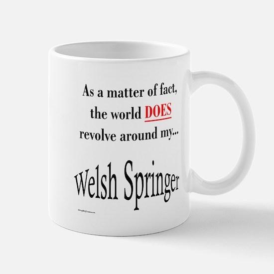 Welsh Springer World Mug