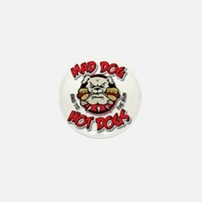 Mad Dogs Mini Button