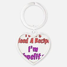 Dont Need A Recipe Abuelita Heart Keychain