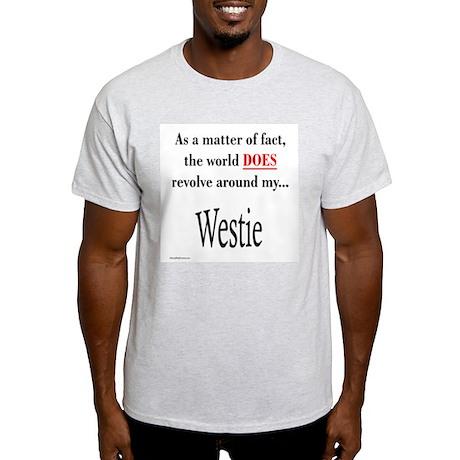 Westie World Light T-Shirt